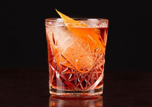 Storia del cocktail Americano
